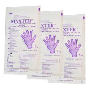 دستکش جراحی مکستر
