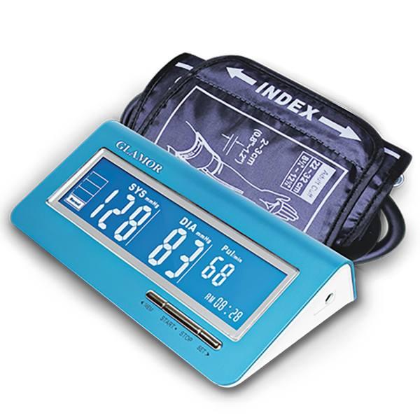 فشارسنج بازویی دیجیتالی گلامور (Glamor) مدل TMB1018