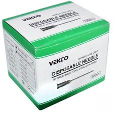 سرسوزن-گیج-۲۱-سبز-vekto