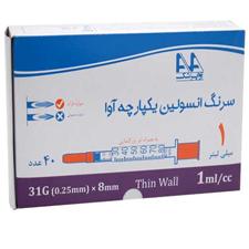 سرنگ-انسولین-نیم-میلیلیتر-آوا-پزشک